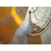 Lépcsőház fényei